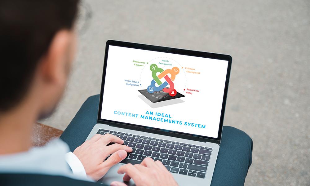 Joomla CMS Website Development Services Abu Dhabi   Pentagon